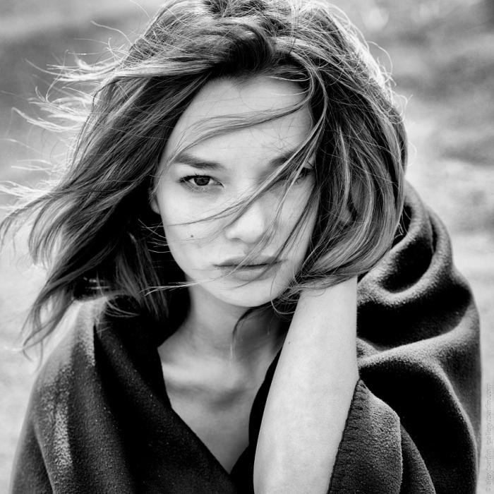 Черно-белое настроение. Автор фотографии Алекс Тсарфин (Alex Tsarfin).