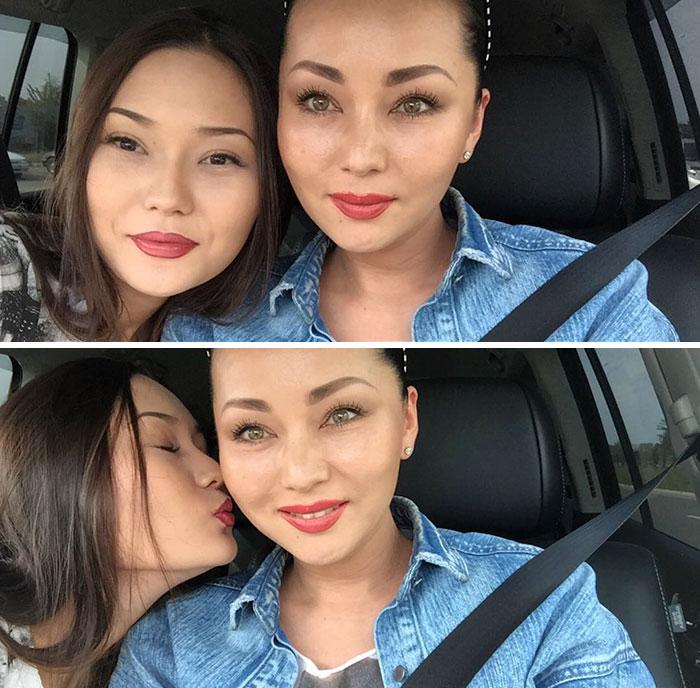 Старшая дочь казахского продюсера и актрисы выглядит так же великолепно, как и знаменитая мама.