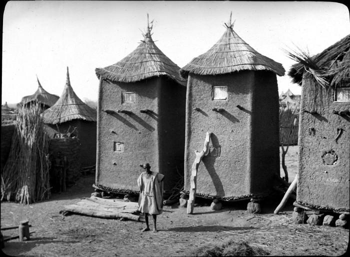 Деревня к северу от Вахигуя.