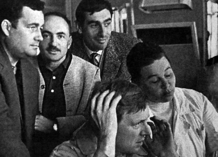 Иннокентий Смоктуновский в главной роли Деточкина.