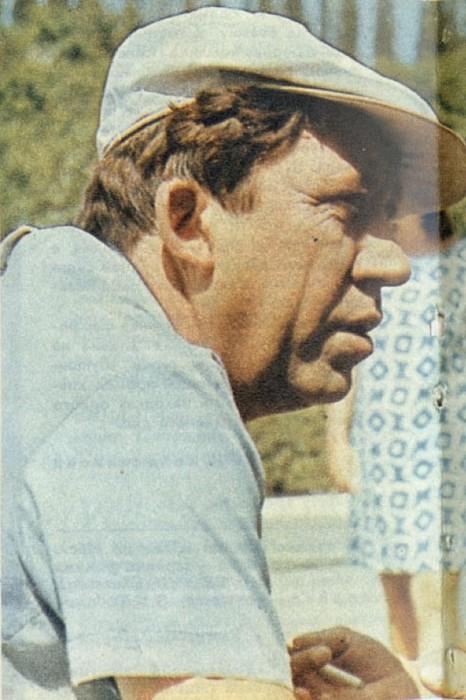 Юрий Владимирович Никулин - киноактёр, телеведущий, директор Цирка на Цветном бульваре, участник Великой Отечественной войны, Народный артист СССР.