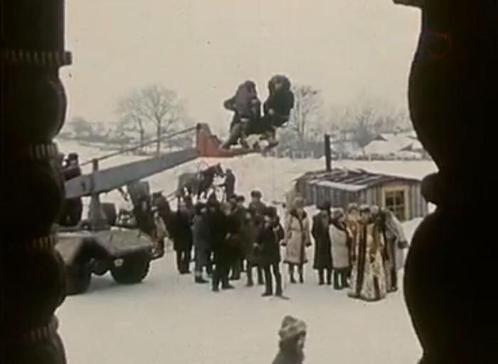 Советско–германское производство исторического фильма.