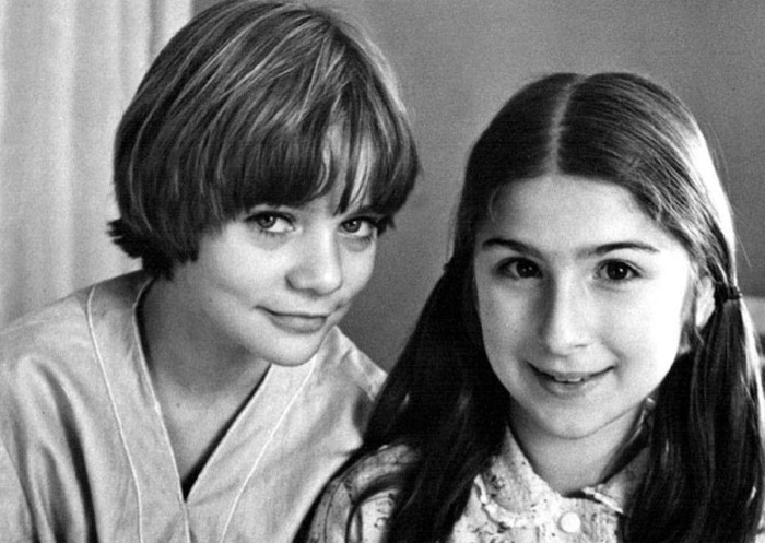 Роль Алисы Селезневой Наташе Гусевой помогли получить «загадочная улыбка и неземной взгляд».