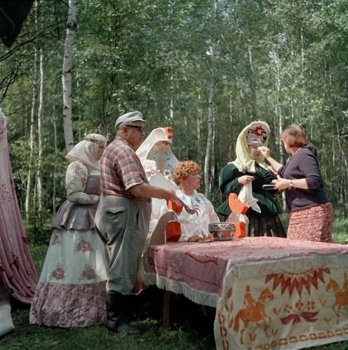 Роль «упитанного, но невоспитанного» Андрея-царевича стала самой главной в жизни Николаева Сергея Сергеевича.