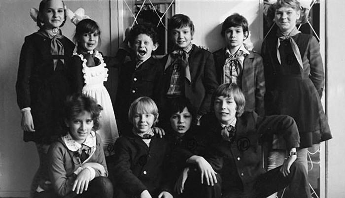 За один день съемок маленькие актеры получали по 5 рублей, а работа над фильмом продолжалась на протяжении 2-х лет