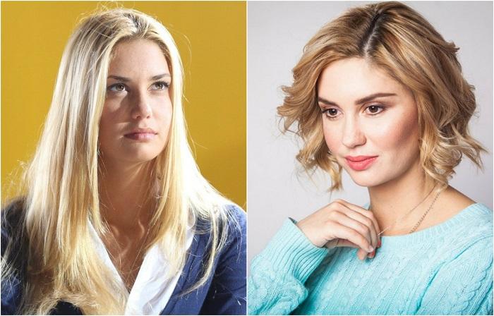 Латвийская актриса, сыгравшая в сериале роль яркой Дарьи Старковой, снялась рекламных роликах и нескольких фильмах вместе с мужем.