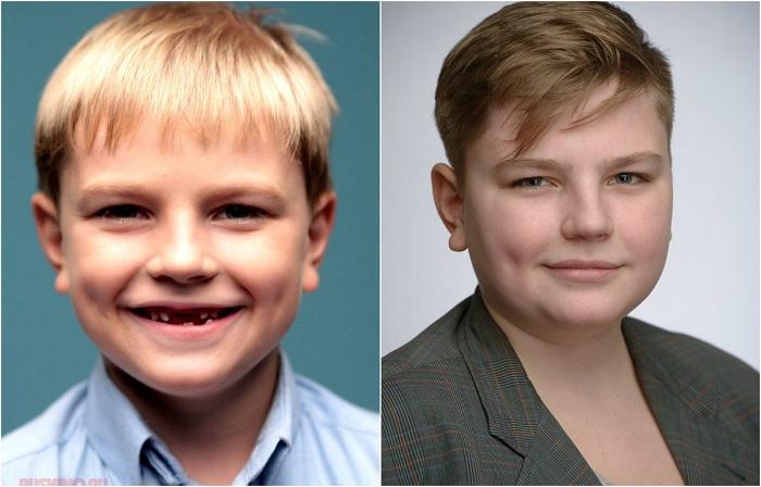 После удачных съемок в роли грозы младших классов Юрия Веревкина, юный актер снялся в сериалах «Кровинушка» и «Русская наследница».