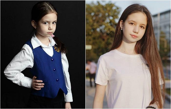 Роль Надежды Авдеевой стала одной из 40, которые уже успела сыграть юная актриса, которую после успешных съемок пригласили в другой проект.