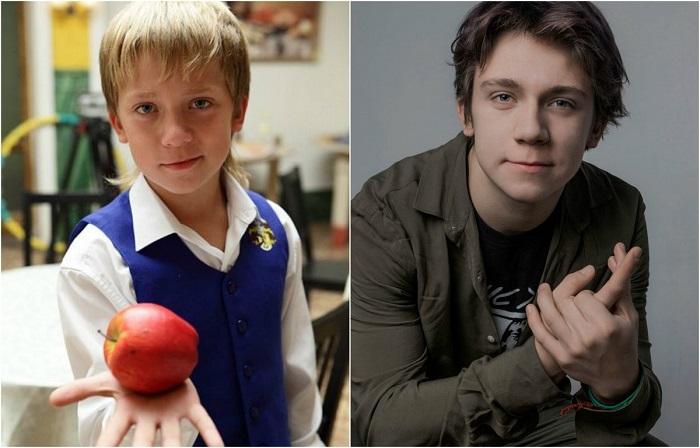 После роли ученика «Логоса» Дениса Захарова, юный актер снялся в нашумевшей драме «Левиафан» и нескольких комедиях.