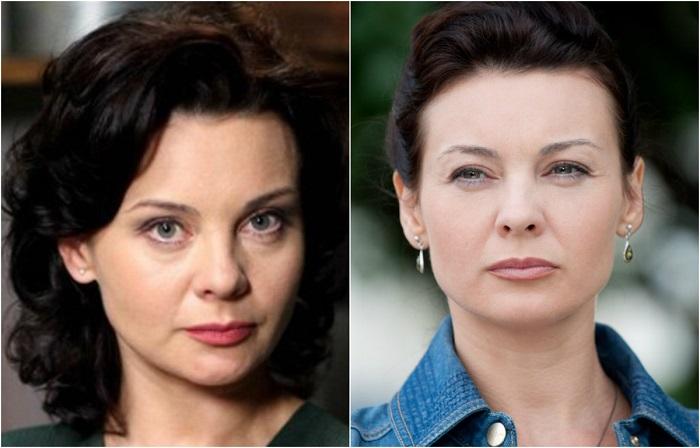 В сериале «Закрытая школа» актриса преобразилась в школьного врача Тамару Алексеевну Славину, позже снялась в нескольких фильмах, занимается дубляжом.