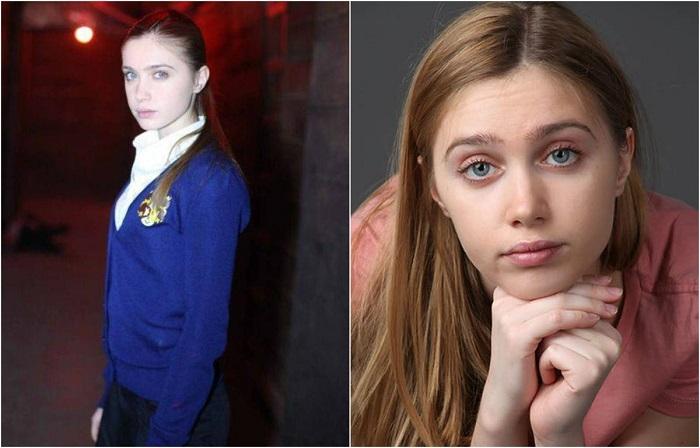 Актриса, отлично сыгравшая роль Елизаветы Виноградовой - девушки с паранормальными способностями, продолжает сниматься в кино и занимается бальными танцами.