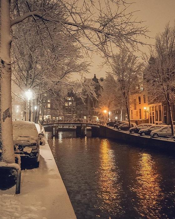 Зима – это пора, когда хочется верить в волшебство.