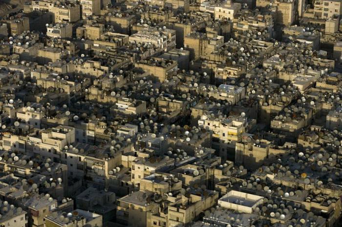 Алеппо — один из самых древних постоянно населённых городов мира.