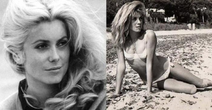 Французская актриса, одна из самых прекрасных блондинок в истории мирового кино.