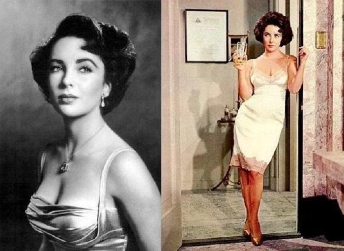 Великая американская кинозвезда с природным обаянием и мечта многих женщин мира быть похожими на неё.