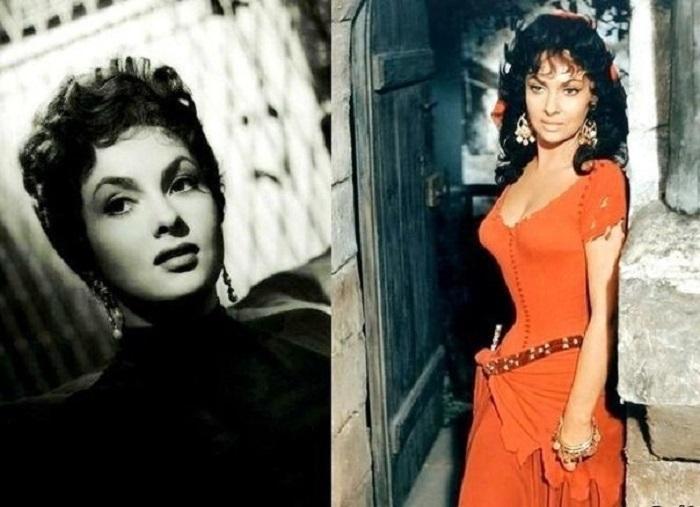 Итальянская актриса, обладательница редкостной красоты и секс-символ после выхода фильмов «Фанфан-Тюльпан» и «Собор Парижской Богоматери».