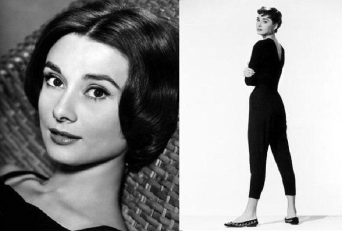 Великая американская актриса, воплощение природной красоты.