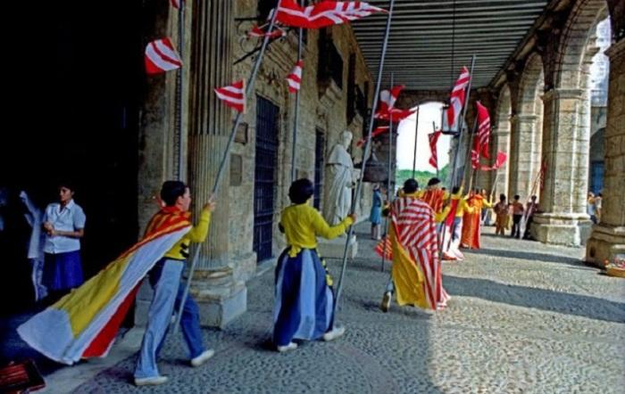 Праздник в столице и крупнейшем городе Республики Куба.