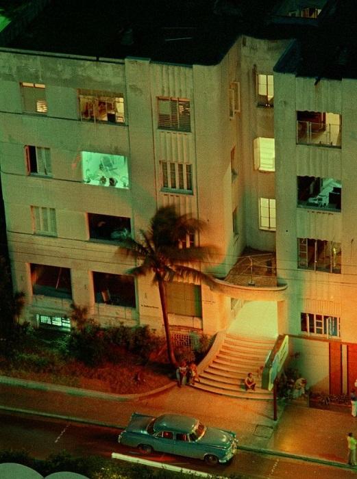 Город, где время остановилось. Республика Куба, Гавана, 1981 год.