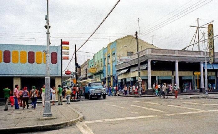 Жемчужина Карибского моря. Республика Куба, 1981 год.