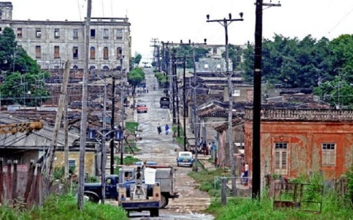 Жизнь за чертой бедности. Республика Куба, 1981 год.