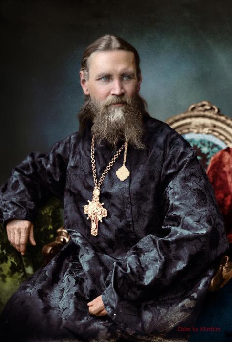 Священник Русской Православной Церкви.