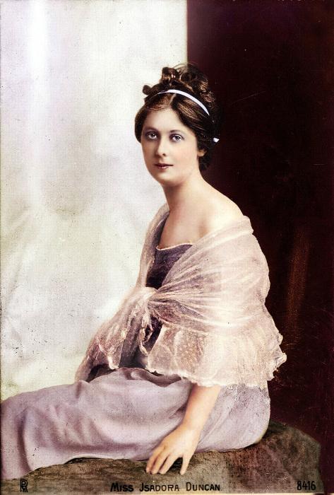 Жена поэта Сергея Есенина в 1922-1924 годах.