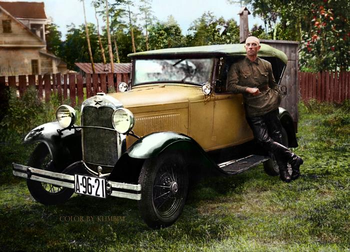 Первый массовый легковой автомобиль СССР был позаимствован у американского автопрома.