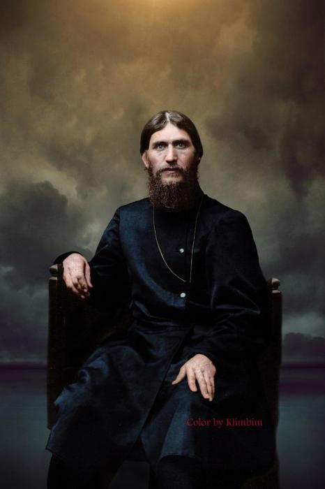 Сибирский старец, целитель, особо приближенный к императрице Александре Федоровне.