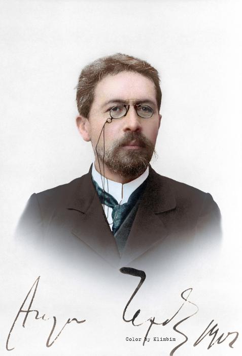 Русский писатель, общепризнанный классик мировой литературы.