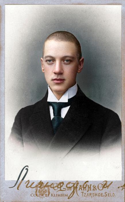 Русский поэт Серебряного века.