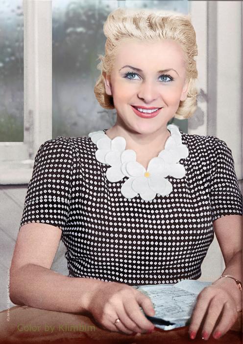 Мэрилин Монро советского кино.