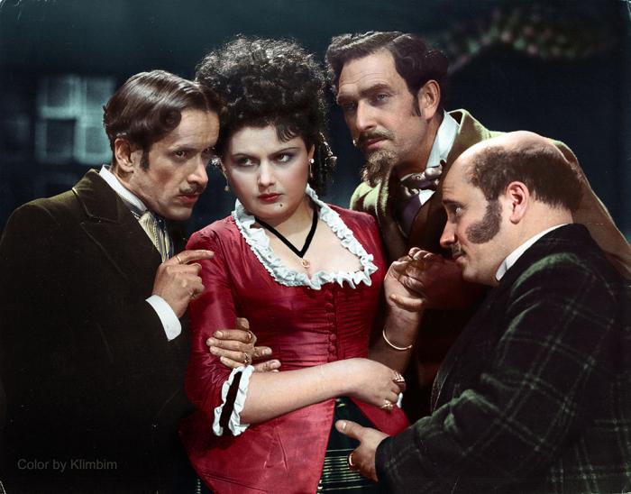 Уникальная актриса, вошедшая в историю отечественного кино блестящими ролями.