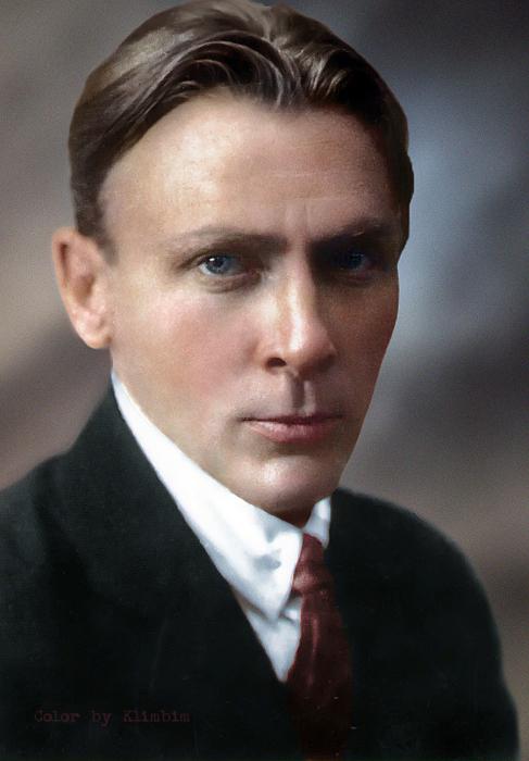 Русский писатель и драматург, автор множества произведений.