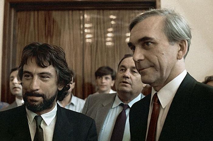 На XV Международном кинофестивале, 1987 года.