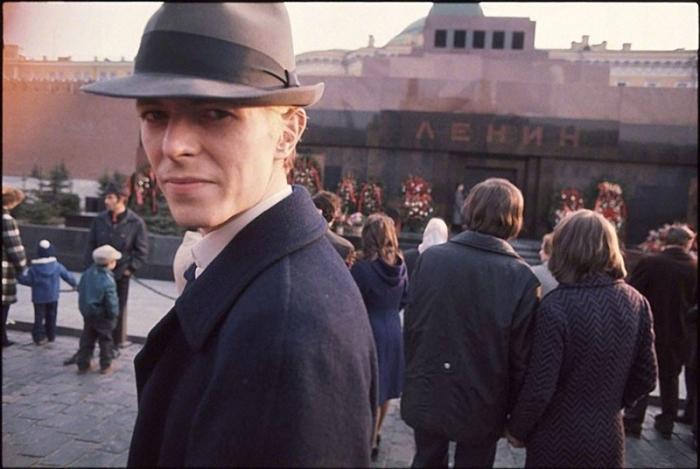 Прогулка по Красной площади.