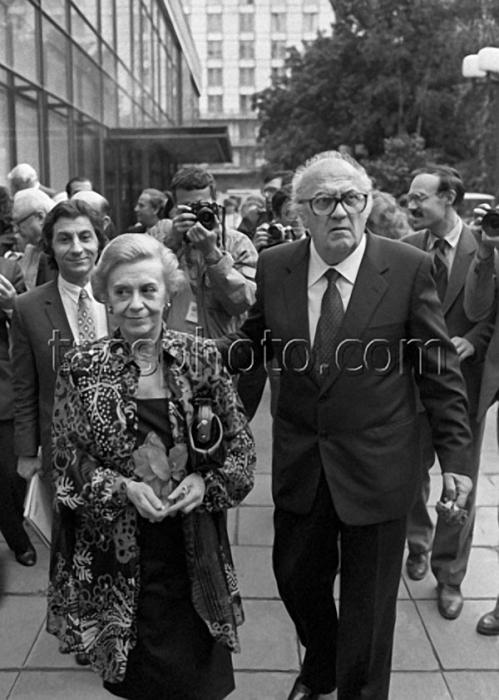 XV Московский кинофестиваль, 1987 год.