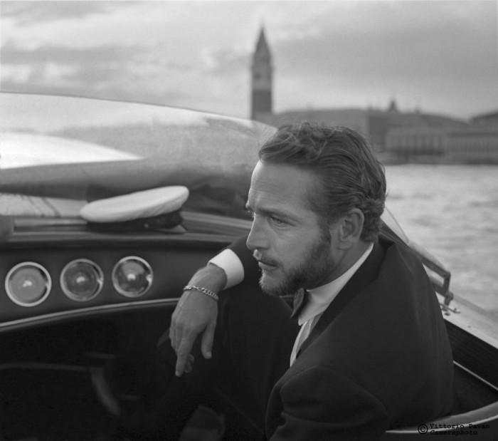 Американский актер и звезда киноиндустрии Пол Ньюман, который одним своим взглядом покорял женские сердца по всему миру.
