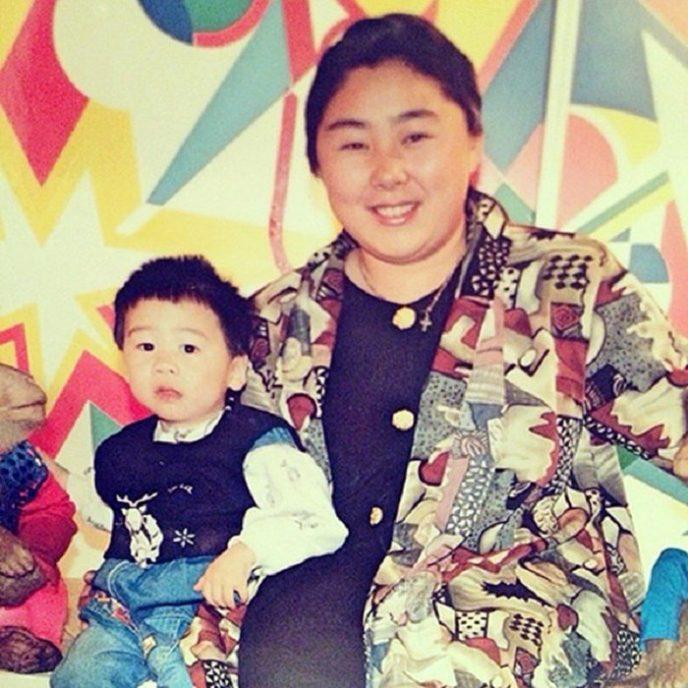 С годами российская певица корейского происхождения только похорошела.
