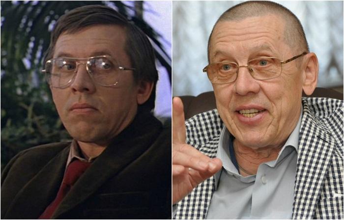Исполнил роль заместителя директора по науке - Ивана Степановича Киврина, который был влюблен в директора Киру Анатольевну.