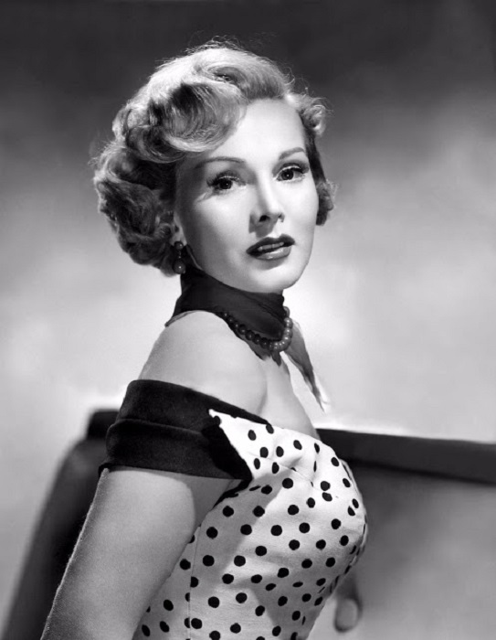 За За Габор появилась в киноиндустрии в 1952 году.