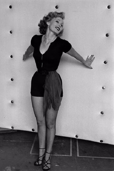 В 1958 году За За Габорн получила Золотой глобус как «Самая гламурная актриса».