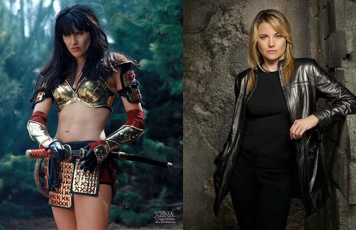 Сыграла главную героиню в телевизионном сериале «Зена – королева воинов»/ «Xena: Warrior Princess», снятого в жанре приключенческого фэнтези.