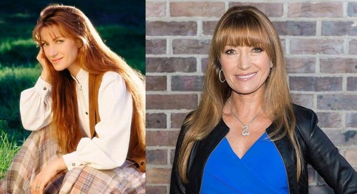 Британская актриса сыграла главную роль в американском драматическом сериале «Доктор Куин, женщина-врач»/ «Dr. Quinn, Medicine Woman».