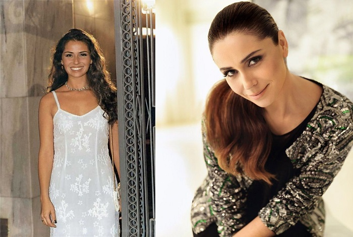 Исполнительница роли Бенвинды в бразильском телесериале «Тропиканка»/ «Tropicaliente».