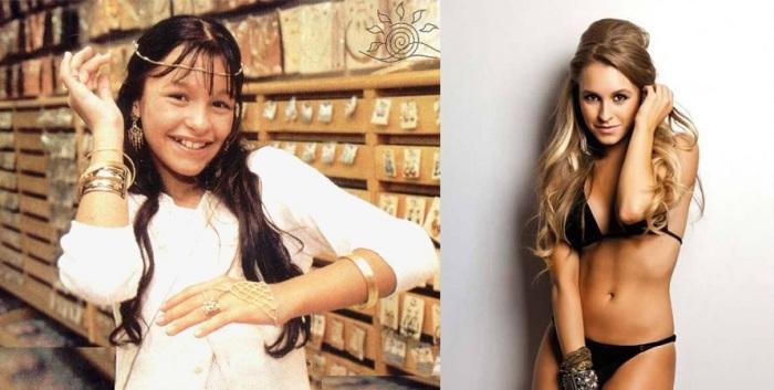 Сыграла роль Хадижу - дочери главной героини – в бразильском мелодраматическом сериале «Клон»/ «O Clone».