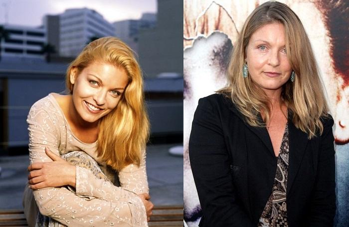 Исполнила роль Лоры Палмер в культовом американском драматическом сериале «Твин Пикс»/ «Twin Peaks».