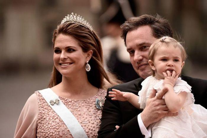 В королевской династии уже третье пополнение – девочка.