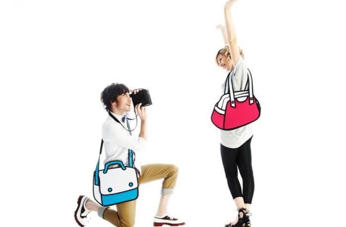 На фотографиях не совсем ясно, что сумки настоящие.