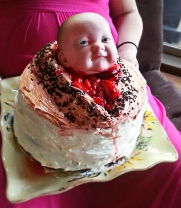 Торт для тех у кого нет комплексов и нормальное чувство юмора.